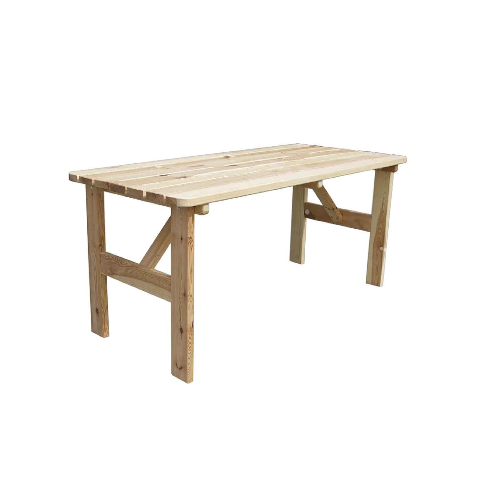 VIKING stůl - ROJAPLAST 150x70 cm
