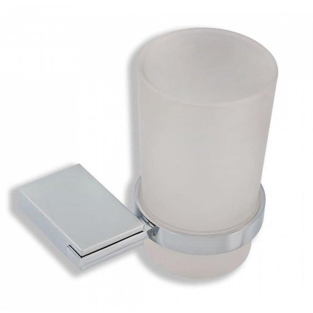 Držák kartáčků Novaservis Metalia 9 11,2 cm chrom 0906.0