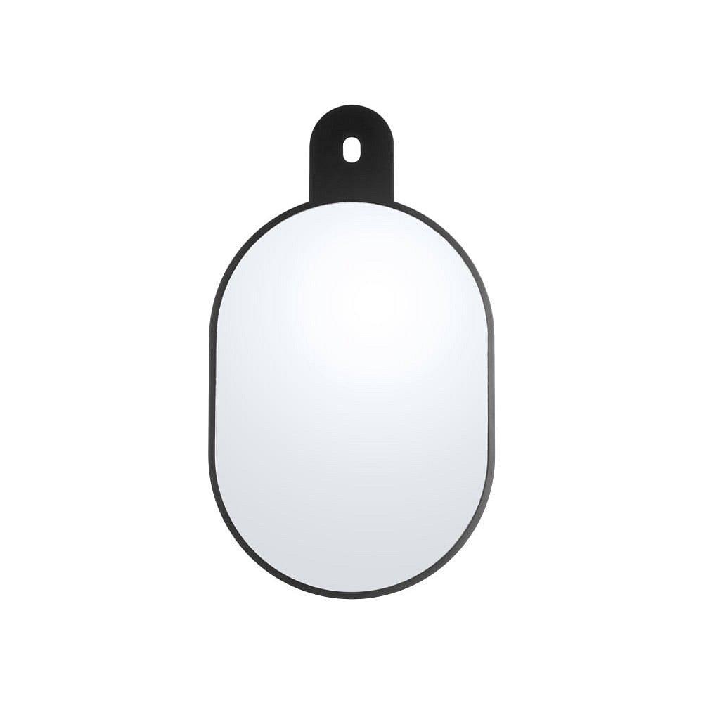Nástěnné zrcadlo v černém rámu PT LIVING Tag