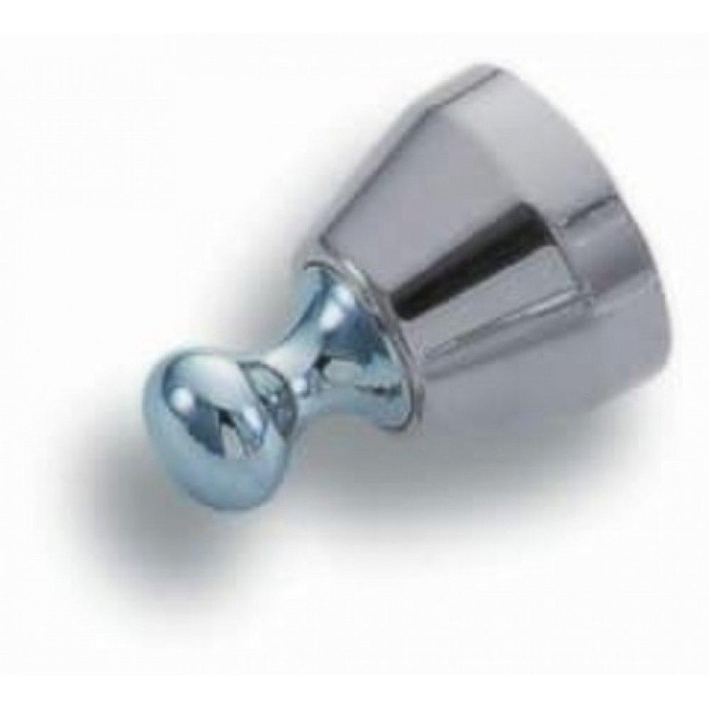 Háček Novaservis Metalia 3 3,5 cm chrom 6309.0