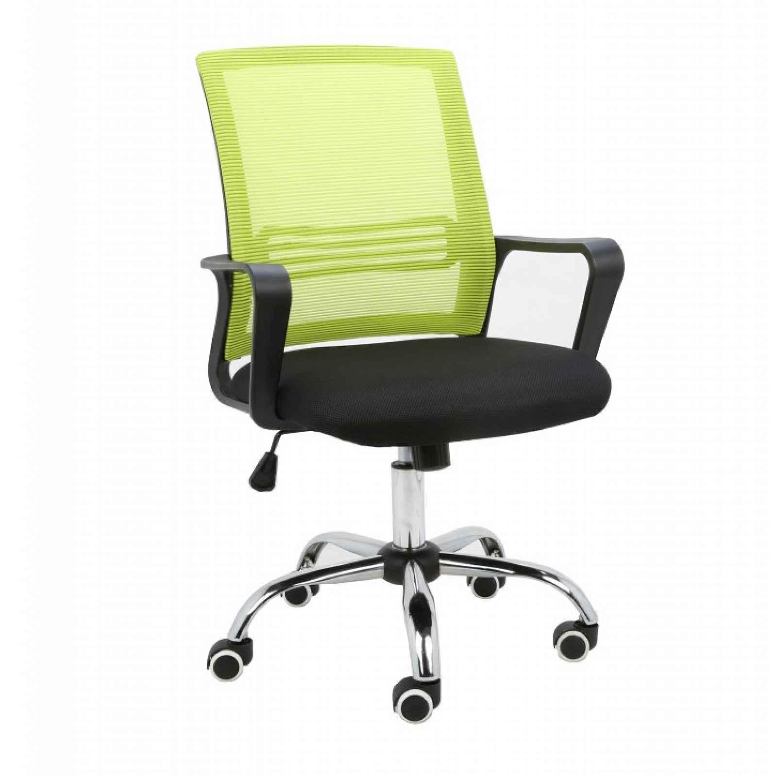 Kancelářská židle APOLO Tempo Kondela Zelená