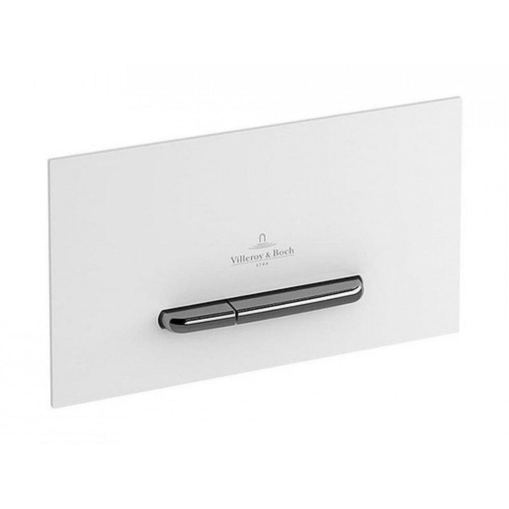 Viconnect Ovládací tlačítko, bílé sklo 922160RE