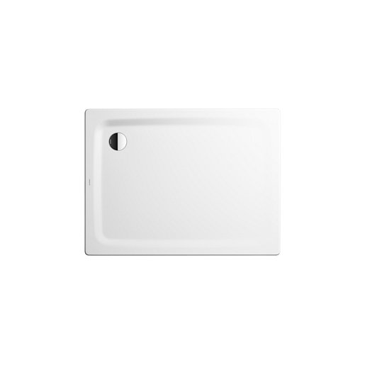 Sprchová vanička obdélníková Kaldewei Superplan 398-2 100x80 cm smaltovaná ocel alpská bílá 447248040001