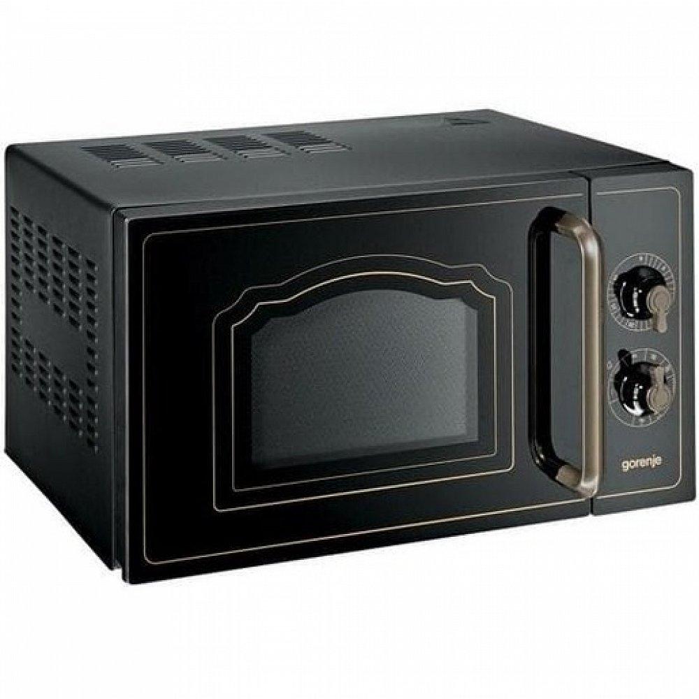 Mikrovlnná trouba Gorenje Retro MO 4250 CLB černá