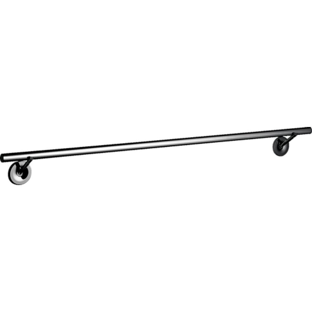 Držák ručníků Axor STARCK 600 mm, chrom 40806000