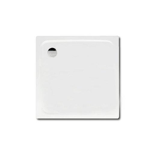 Sprchová vanička čtvercová Kaldewei Superplan 390-1 90x90 cm smaltovaná ocel alpská bílá 446900010001