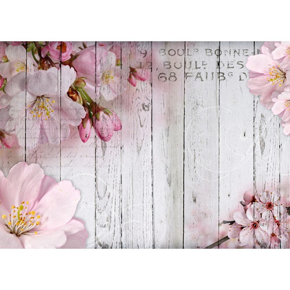 Velkoformátová tapeta Bimago Apple Blossoms, 350x245cm