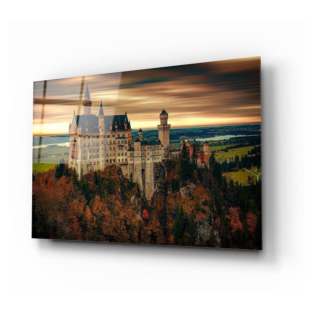 Skleněný obraz Insigne Castle
