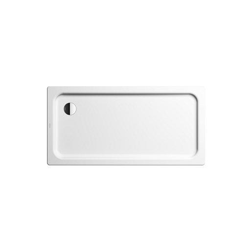 Sprchová vanička obdélníková Kaldewei Duschplan XXL 427-1 140x100 cm smaltovaná ocel alpská bílá 432700013001