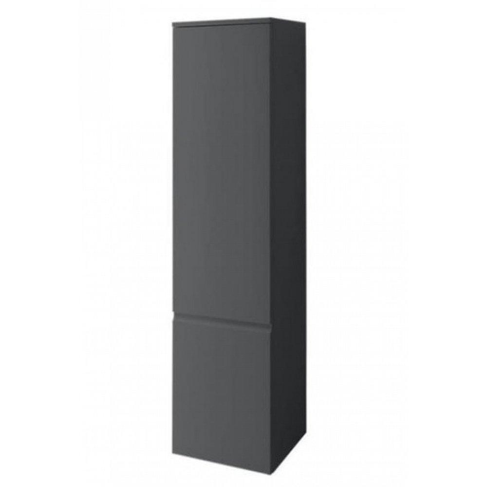 Koupelnová skříňka vysoká Laufen PRO 33,5x165x35 cm grafit mat H4831210954801