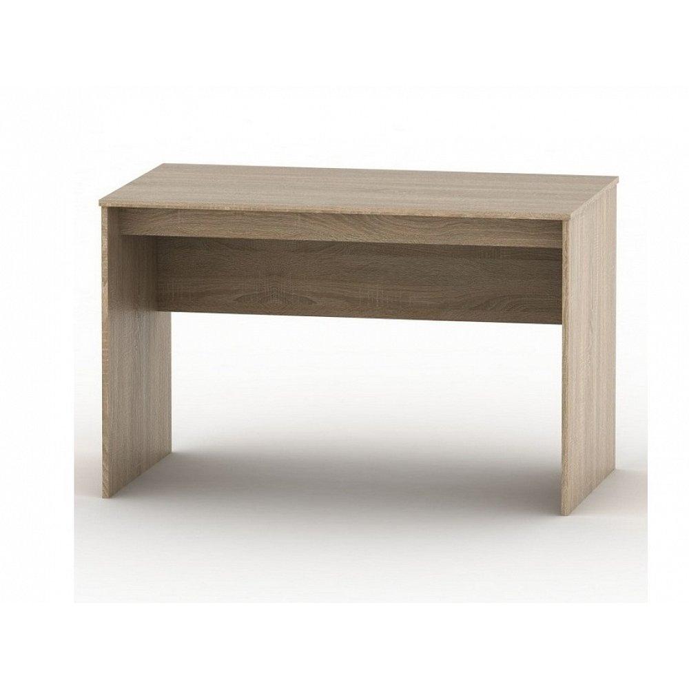 Jednoduchý psací stůl TEMPO AS NEW 021, š.120, dub sonoma