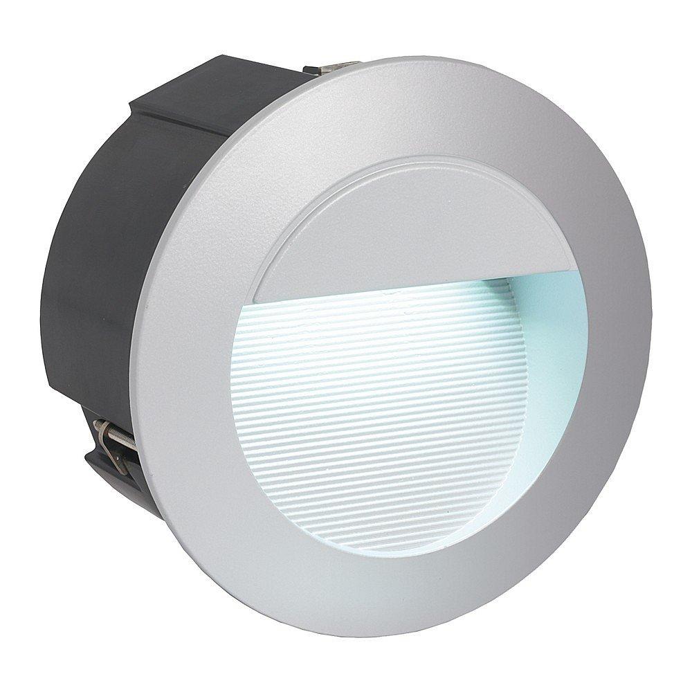 Svítidlo LED Eglo Zimba, 4000K, 2,5W, stříbrná