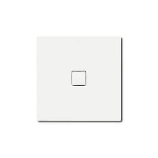 Sprchová vanička obdélníková Kaldewei Conoflat 781-2 80x100 cm smaltovaná ocel alpská bílá 465148043001