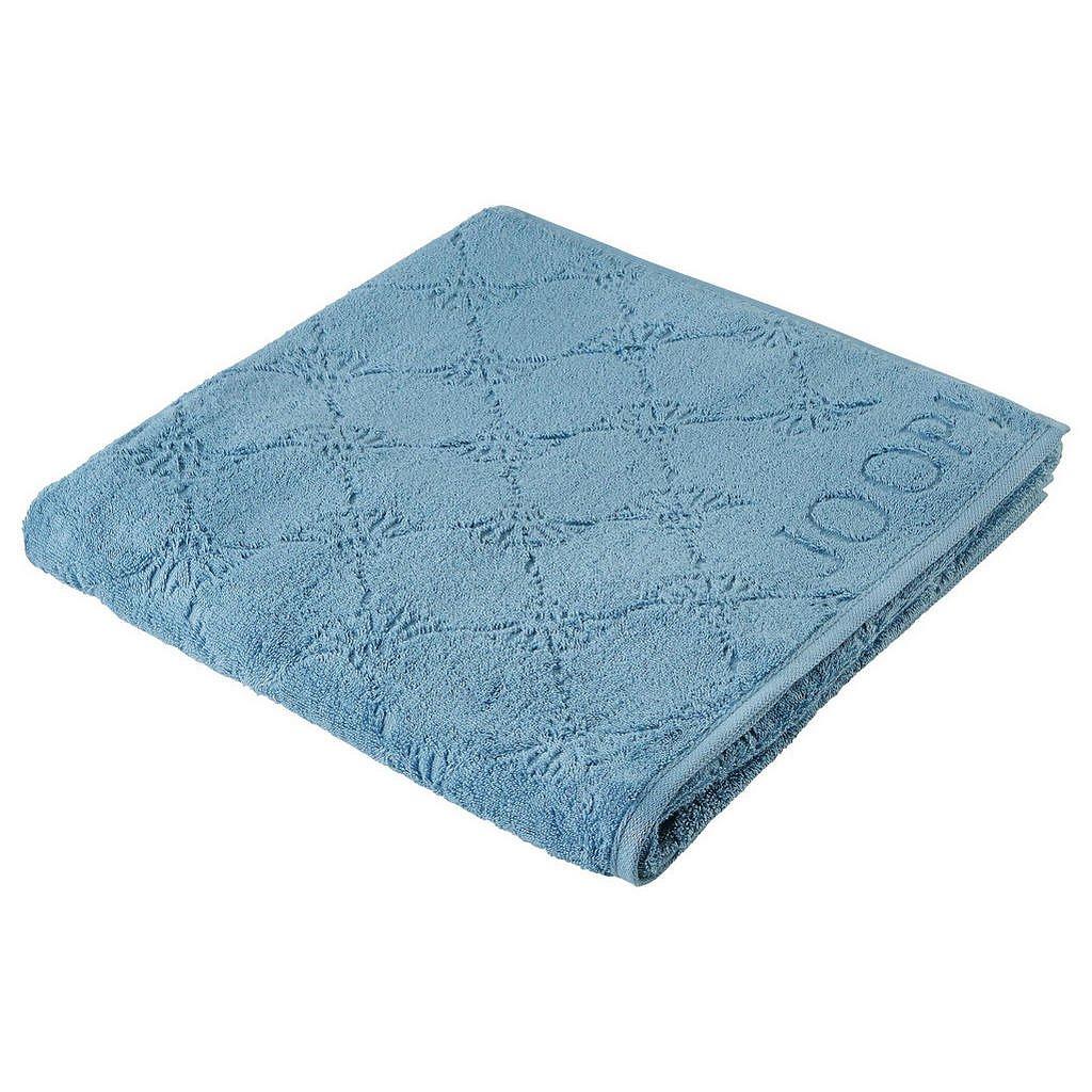 Joop! Osuška, 80/150 Cm, Modrá - Osušky - 003367088202