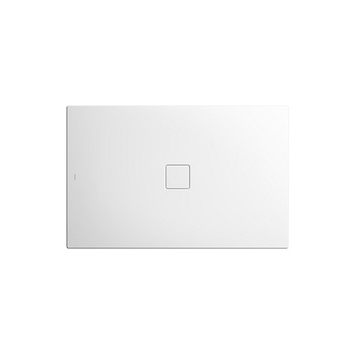 Sprchová vanička obdélníková Kaldewei Conoflat 784-1 90x100 cm smaltovaná ocel alpská bílá 465430003001