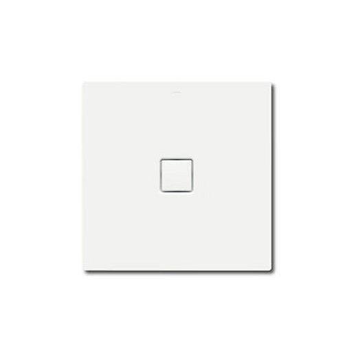 Sprchová vanička čtvercová Kaldewei Conoflat 786-2 100x100 cm smaltovaná ocel alpská bílá 465648040001