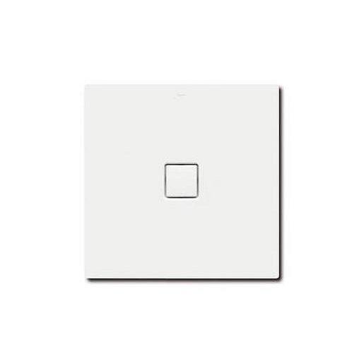 Sprchová vanička čtvercová Kaldewei Conoflat 783-1 90x90 cm smaltovaná ocel alpská bílá 465300013001