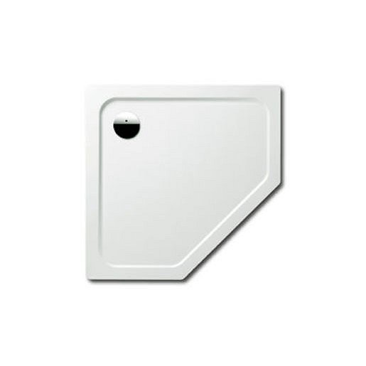 Sprchová vanička speciální Kaldewei Cornezza 673-2 100x100 cm smaltovaná ocel alpská bílá 459335003001