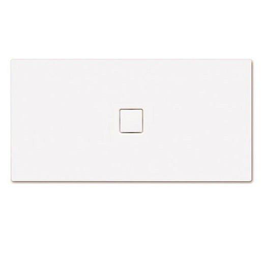 Sprchová vanička obdélníková Kaldewei Conoflat 864-1 100x170 cm smaltovaná ocel alpská bílá 468100010001