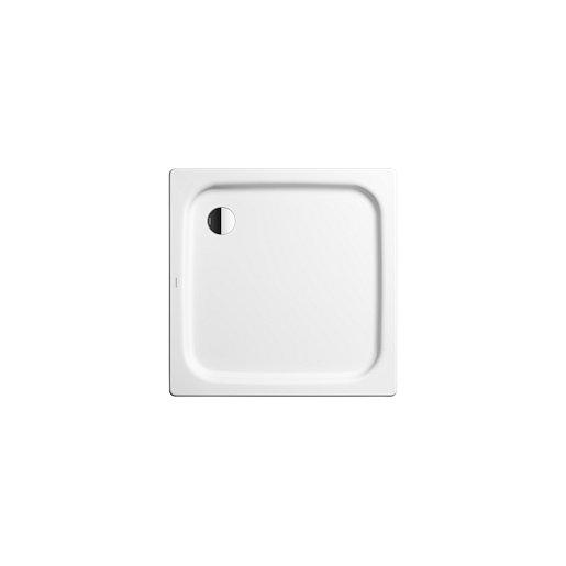 Sprchová vanička obdélníková Kaldewei Duschplan 554-1 80x75 cm smaltovaná ocel alpská bílá 448630000001