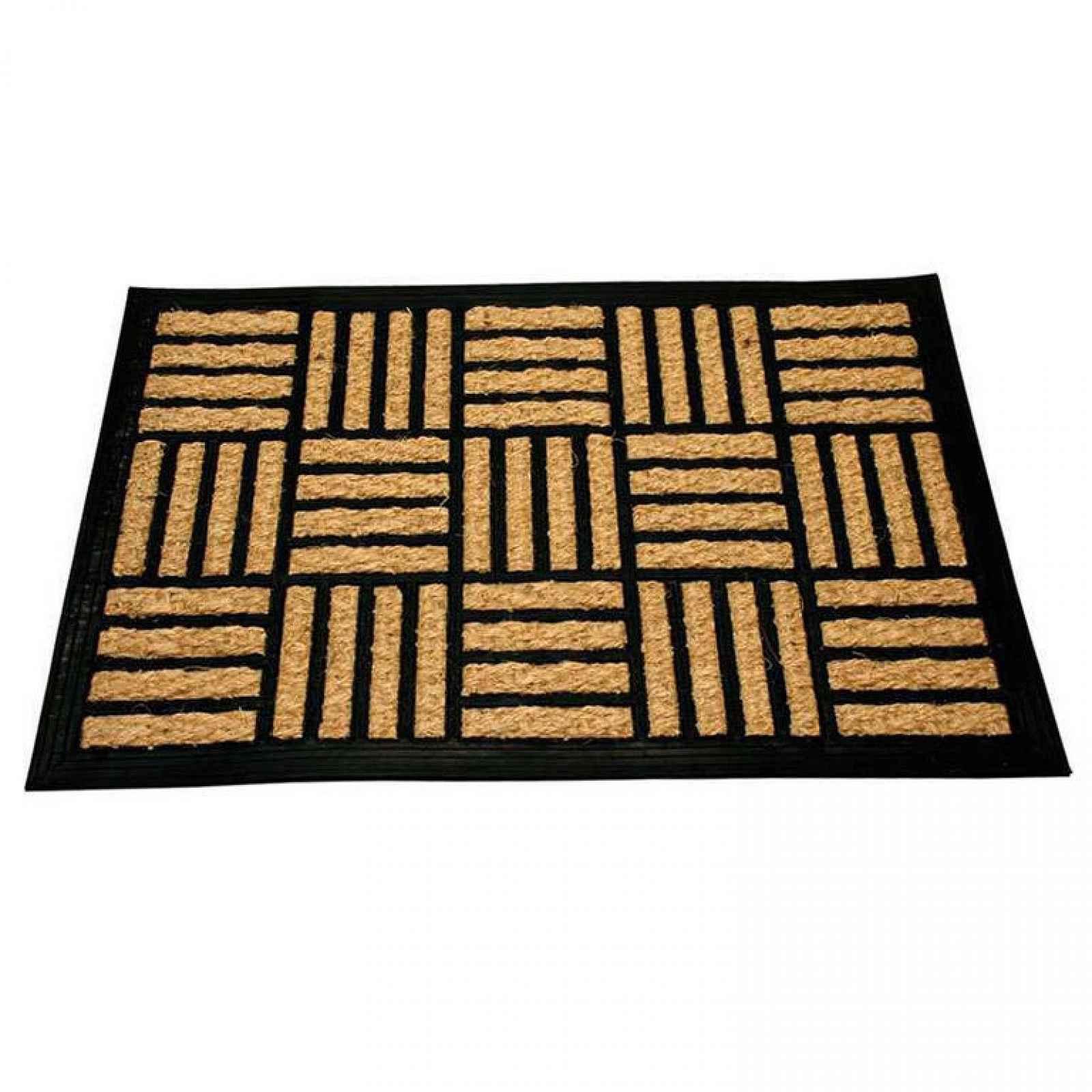 Krpa Ekonomická venkovní rohož Exotic - 40 x 60 cm / obdélník 33075