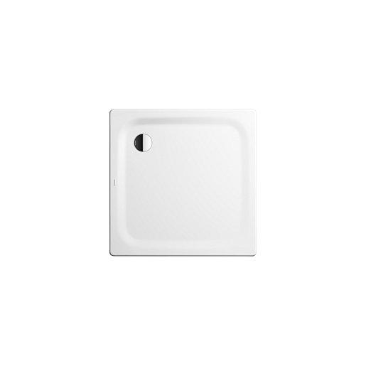 Sprchová vanička čtvercová Kaldewei Superplan 390-2 90x90 cm smaltovaná ocel alpská bílá 446935043001