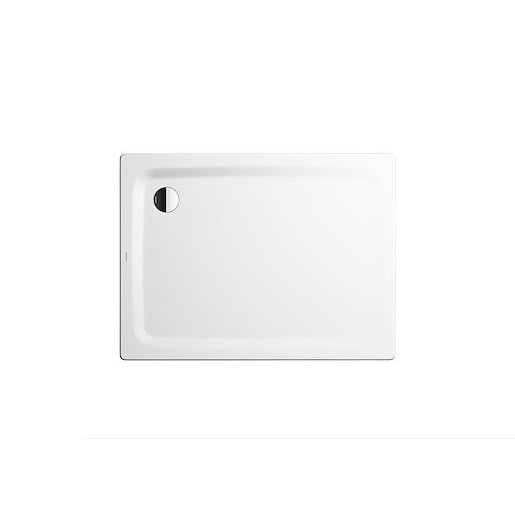 Sprchová vanička obdélníková Kaldewei Superplan 401-1 120x70 cm smaltovaná ocel alpská bílá 430100010001