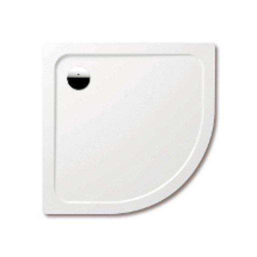 Sprchová vanička čtvrtkruhová Kaldewei Arrondo 871-1 90x90 cm smaltovaná ocel alpská bílá 460100010001