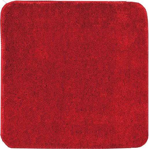 WC předložka Optima 55x55 cm červená PRED301