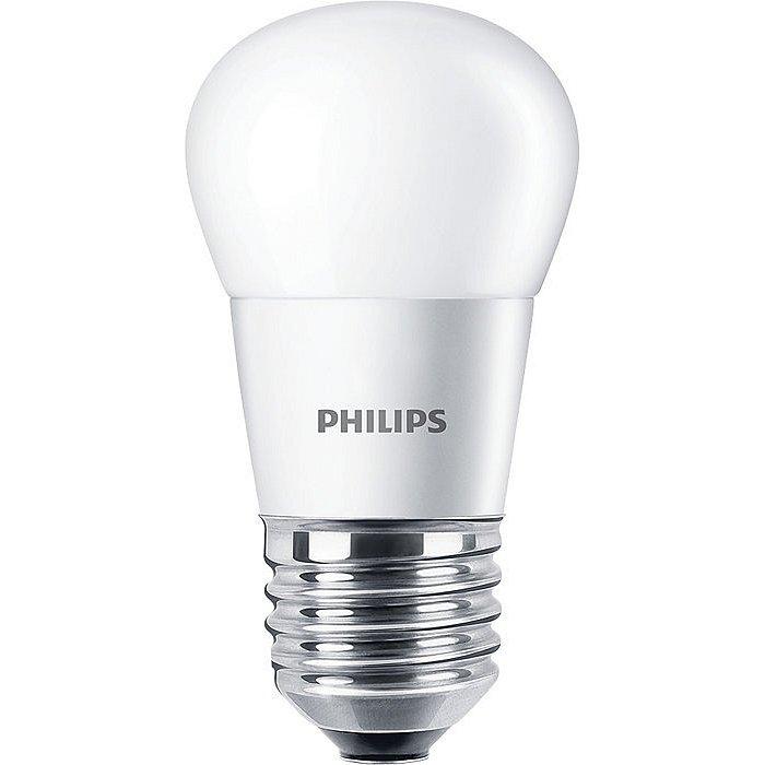 Žárovka LED Luster E27 5,5W, 2700K