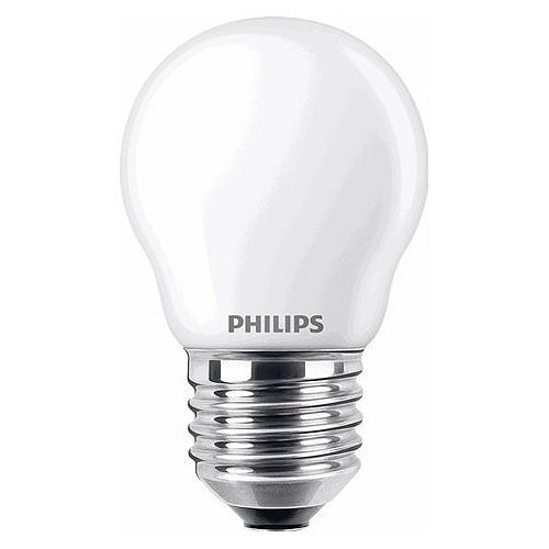 Žárovka LED Philips Lustre E27 4,3W, 2700K