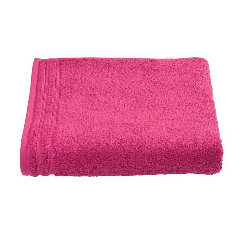 Vossen Ručník, 50/100 Cm, Pink - Ručníky pro hosty - 003355067901