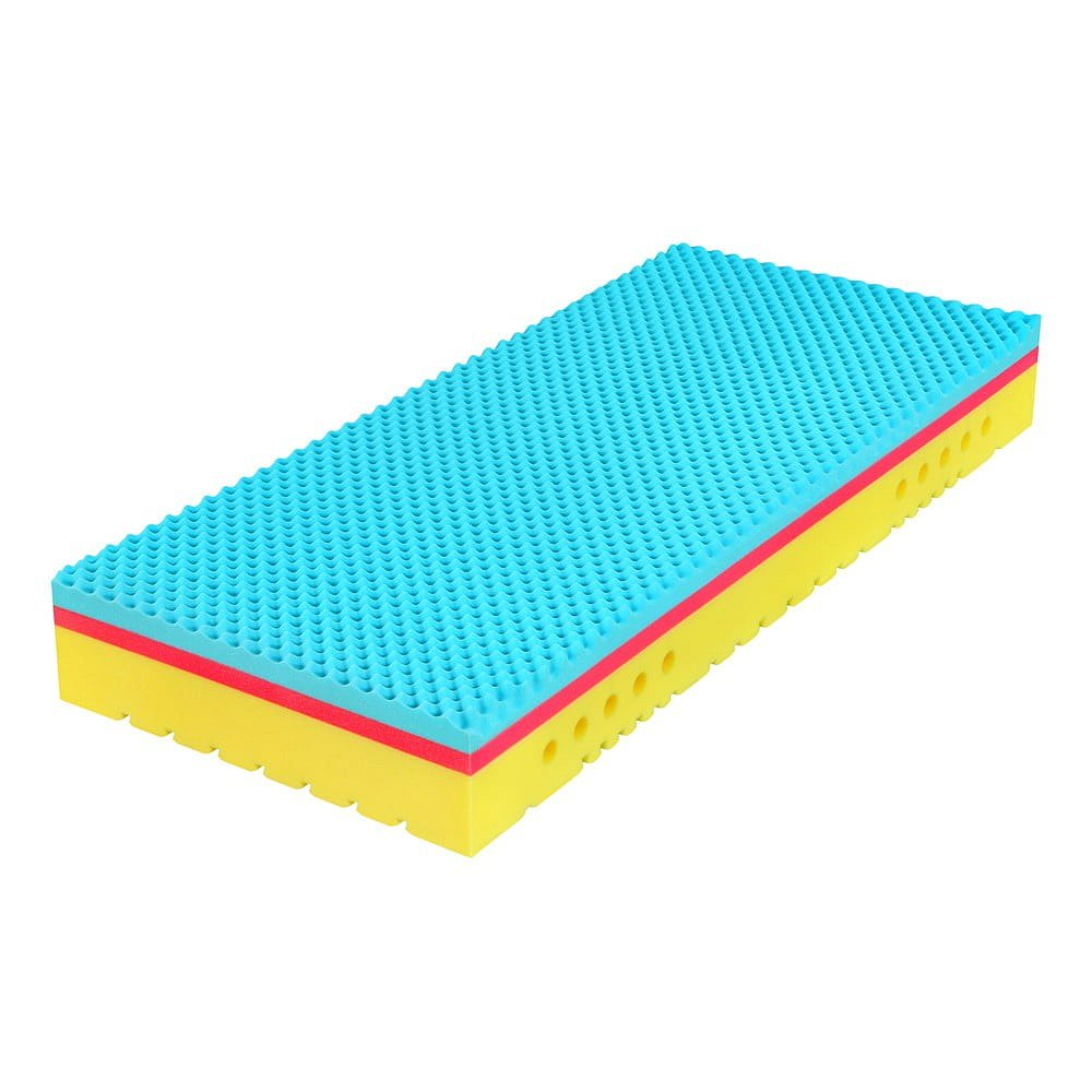 Oboustranná matrace ProSpánek Tau Hard II Wellness, 90 x 200 cm