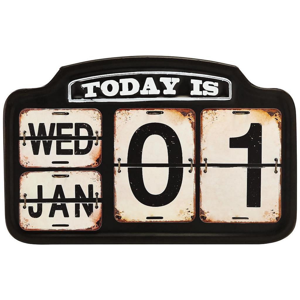 Kalendář Chicago