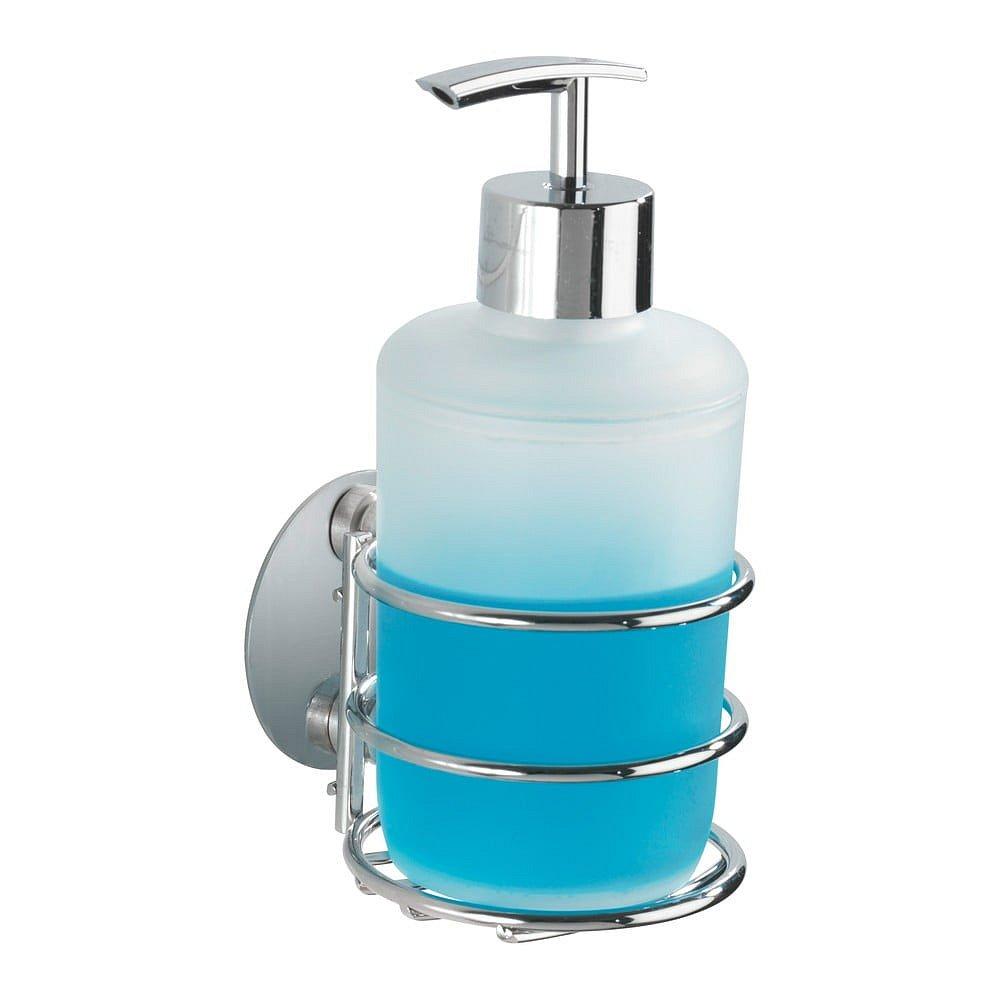 Samodržící držák na tekuté mýdlo Wenko Turbo-Loc, nosnost až 40 kg