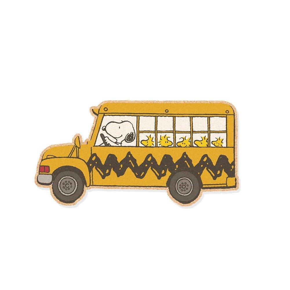 Korková dekorace Really Nice Things Bus