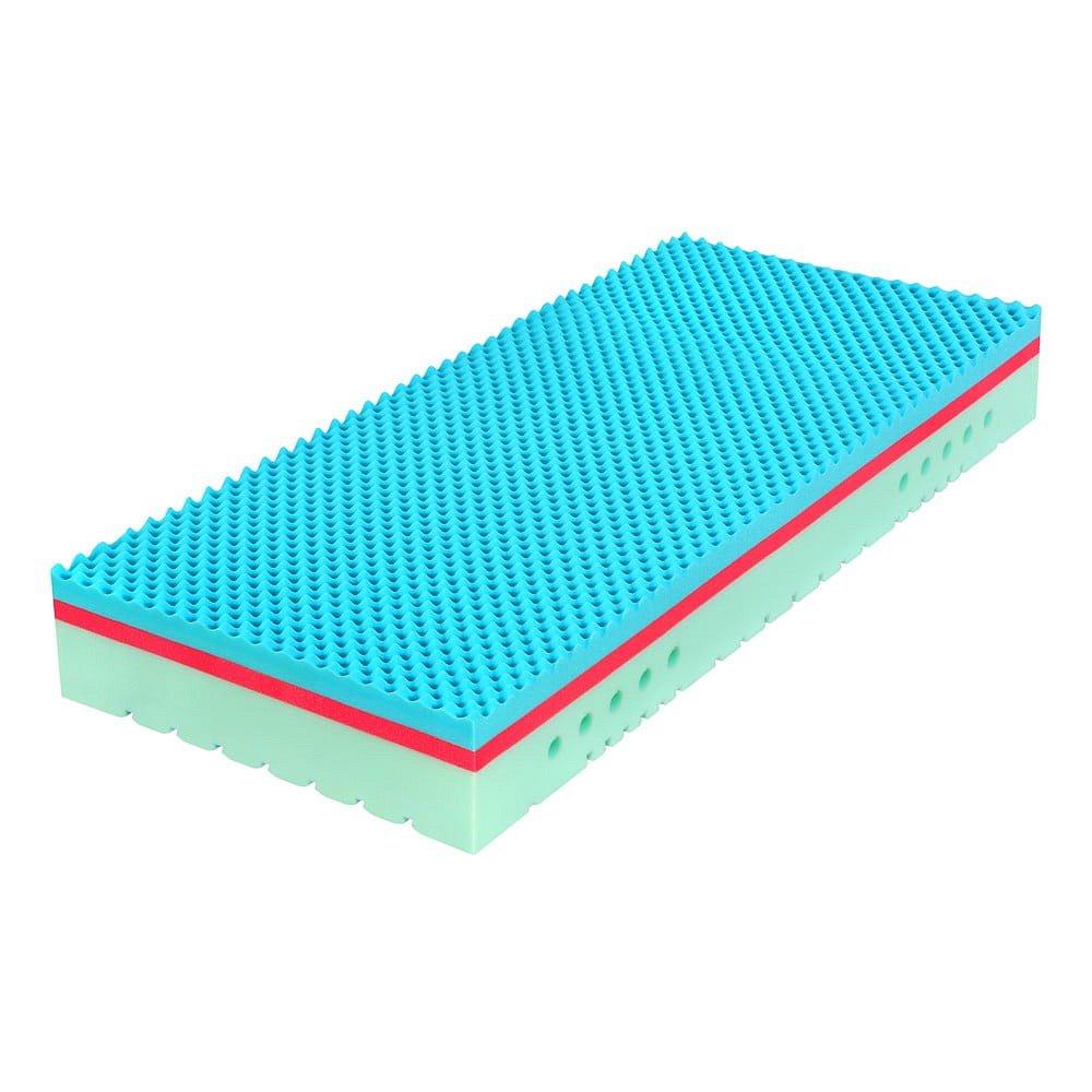 Oboustranná matrace ProSpánek Tau Soft II Wellness, 180 x 200 cm