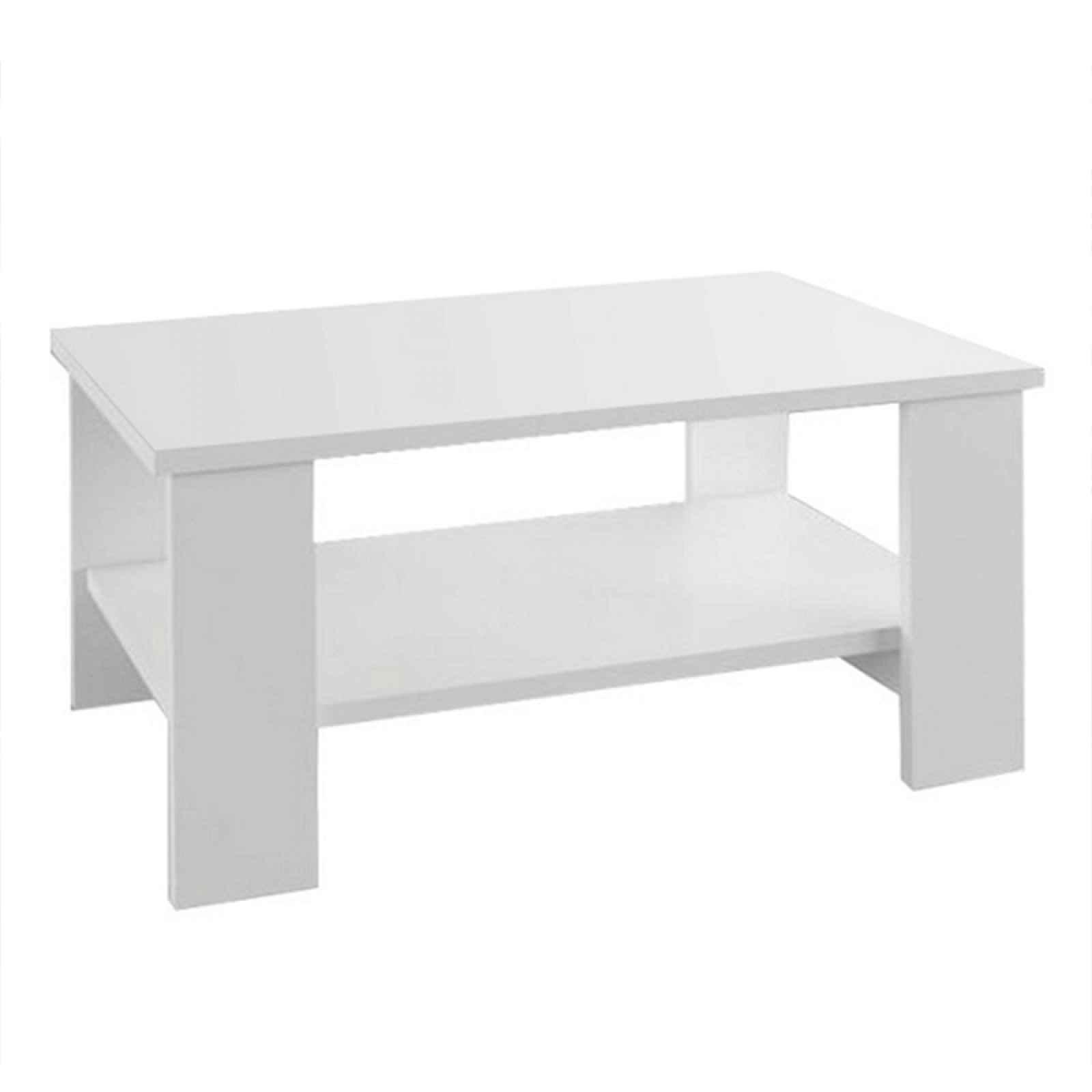 Konferenční stolek BERNARDO Tempo Kondela Bílá
