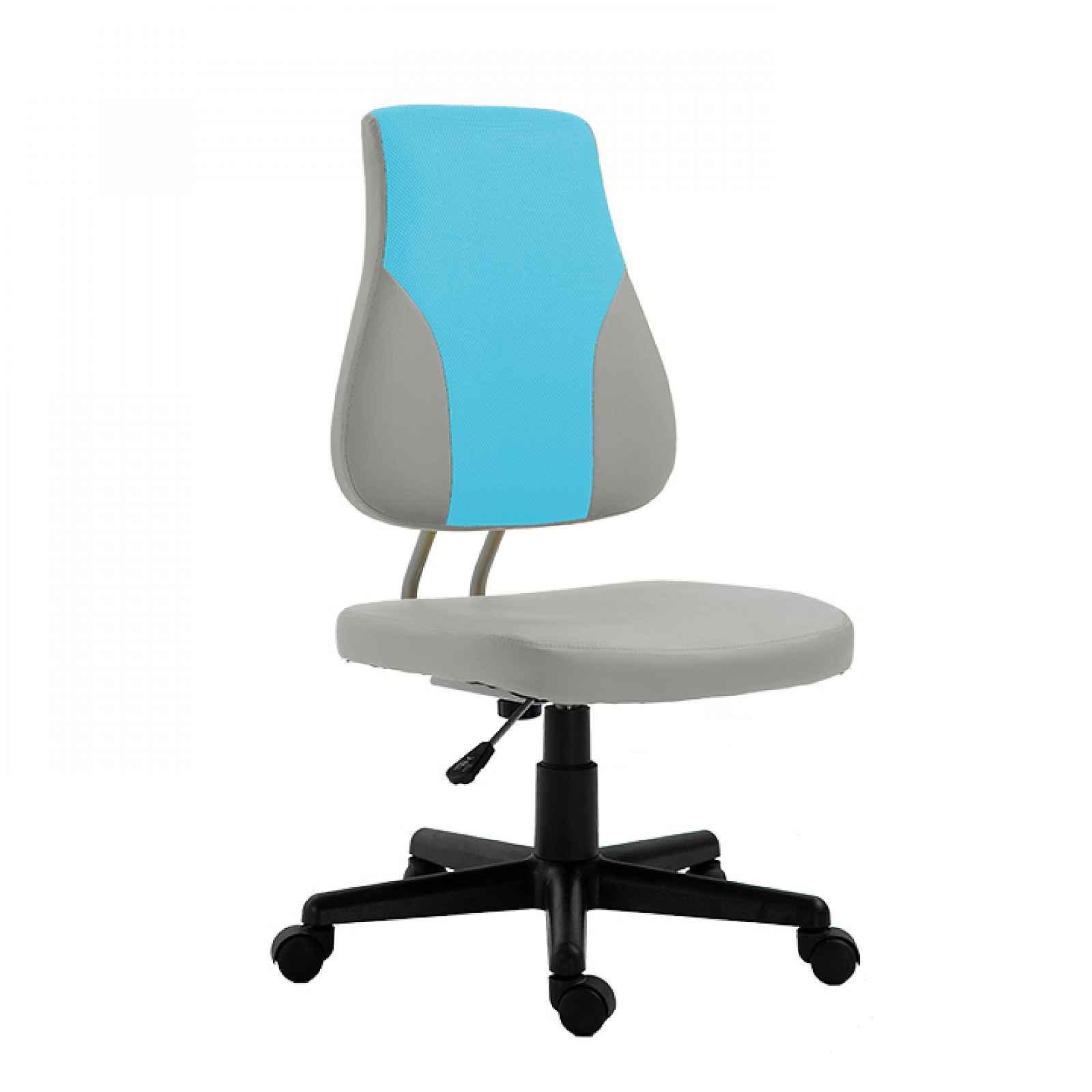 Dětská rostoucí židle RANDAL Tempo Kondela Modrá