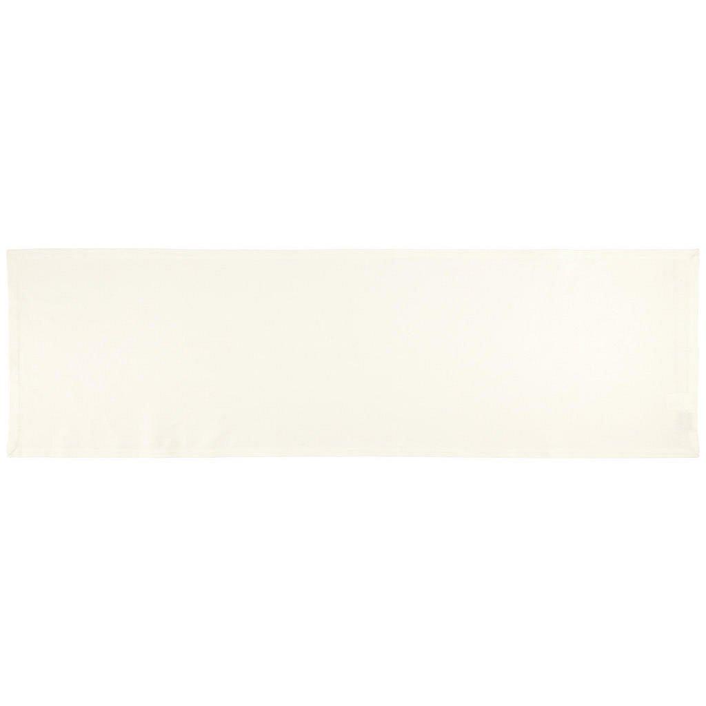 Novel Ubrus 'běhoun' Na Stůl, 45/150 Cm, Bílá - Prostírání na stůl - 003917046401
