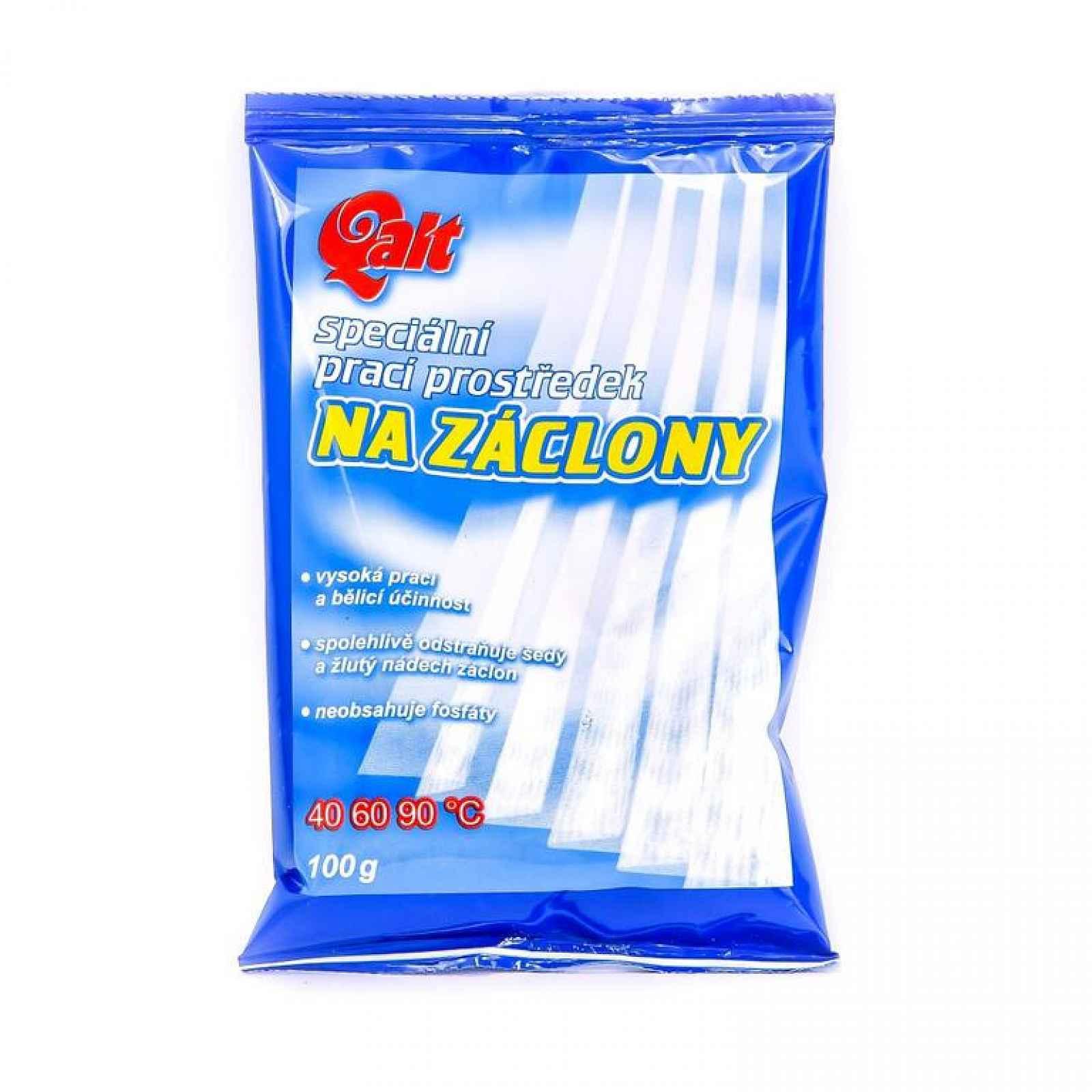 Qalt na záclony pro praní a bělení 100 g
