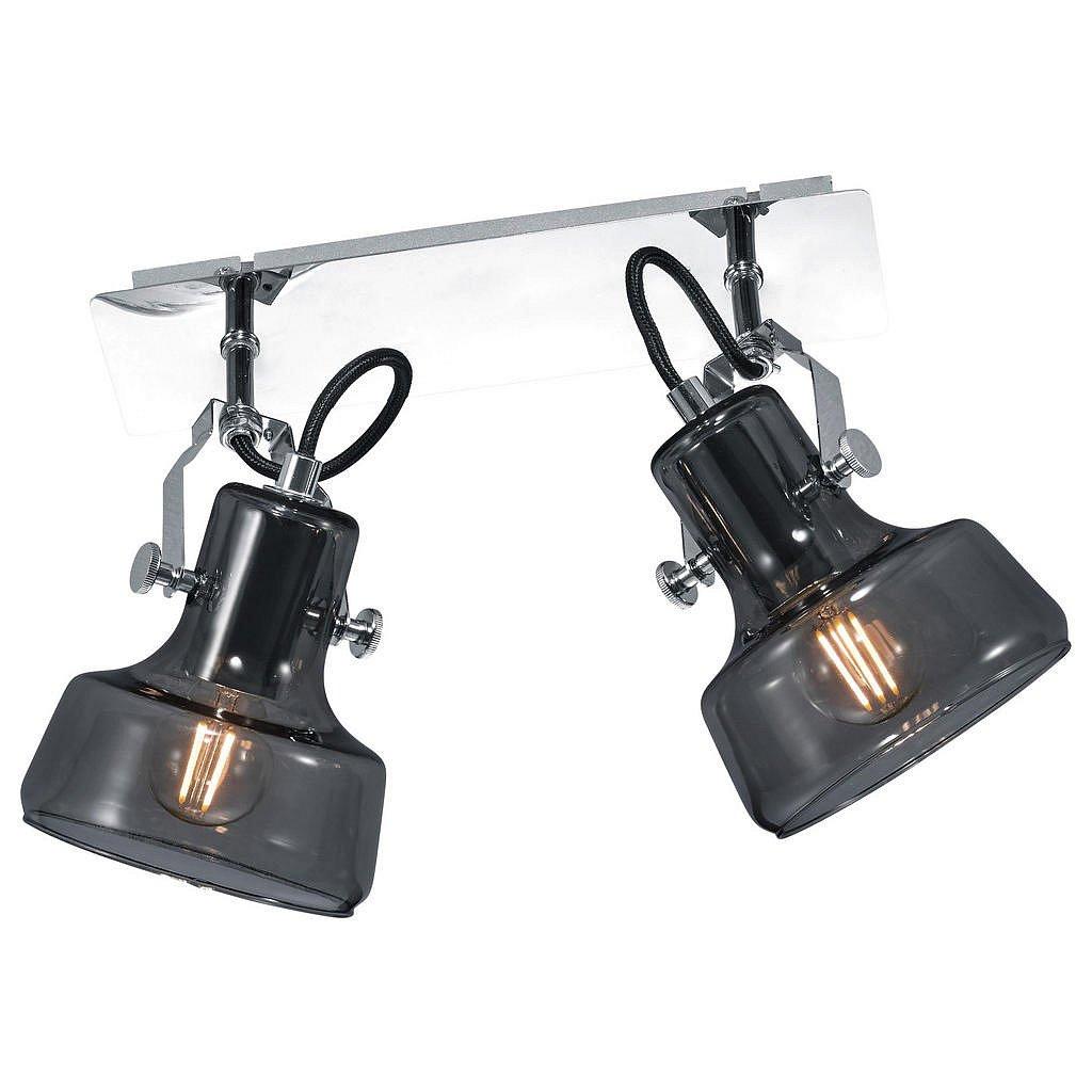 XXXLutz Bodové Svítidlo - Nástěnná svítidla - 004102092602
