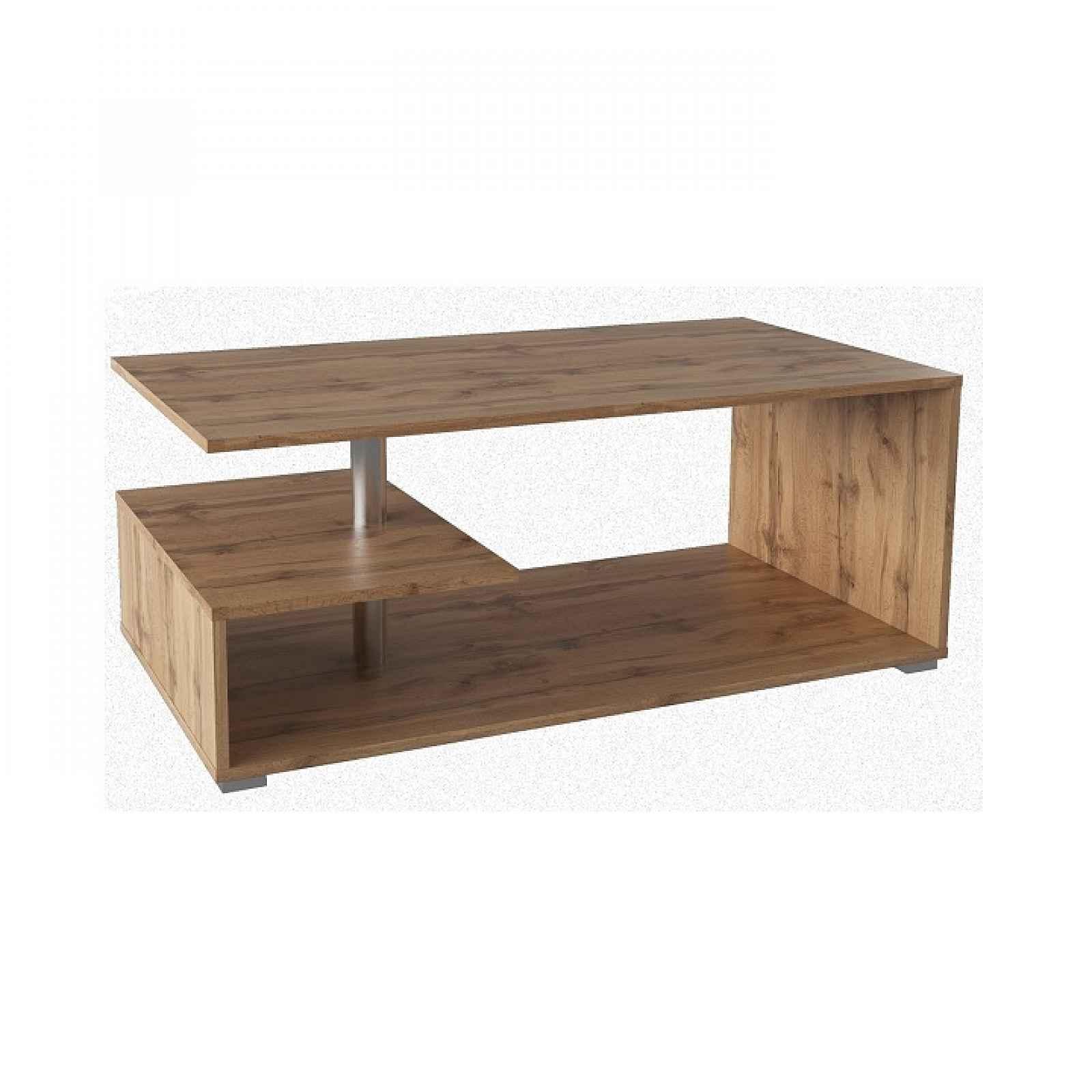 Konferenční stolek, dub wotan, DORISA 0000192506 Tempo Kondela