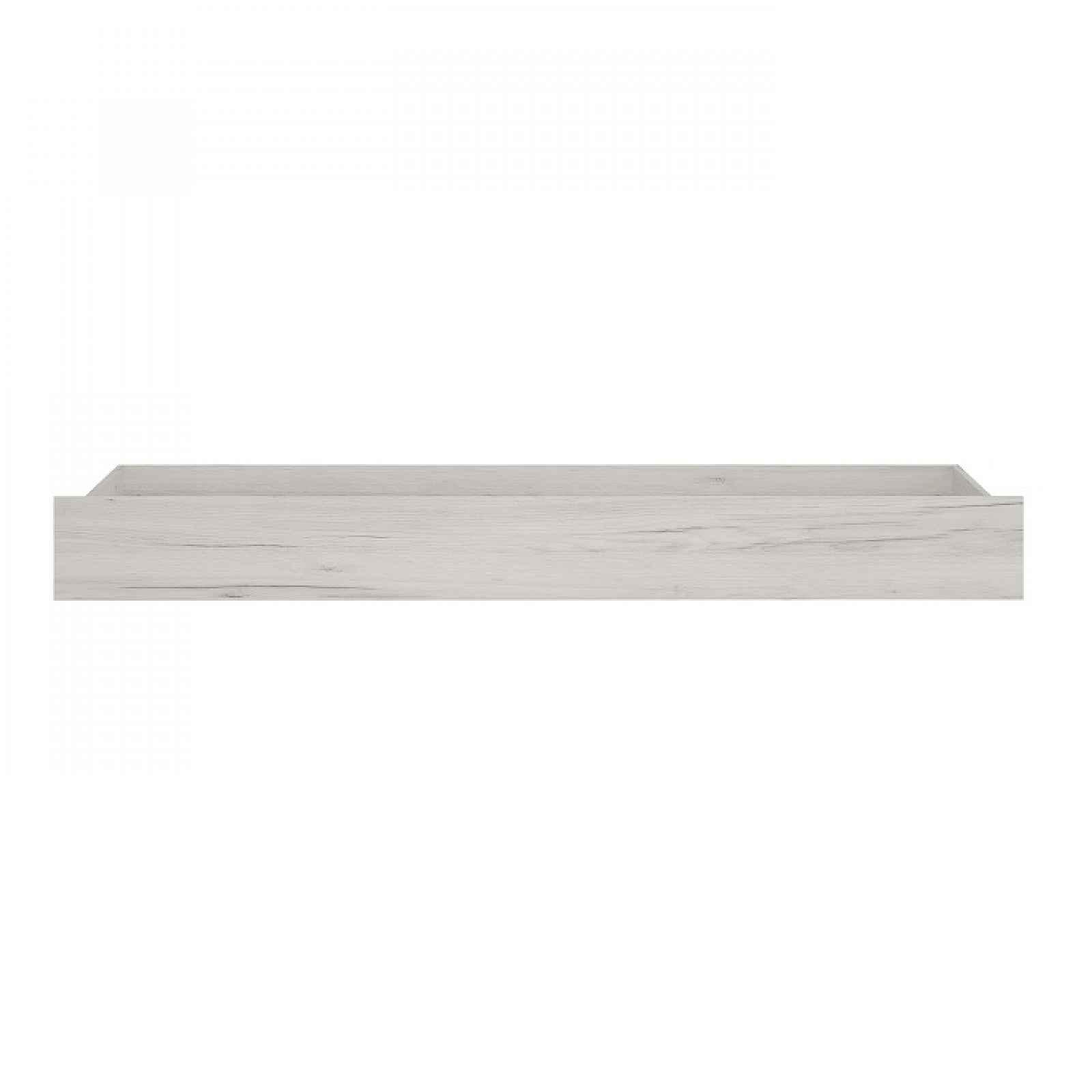 Úložný prostor pod postel Typ 96, bílá craft, ANGEL 0000194426 Tempo Kondela