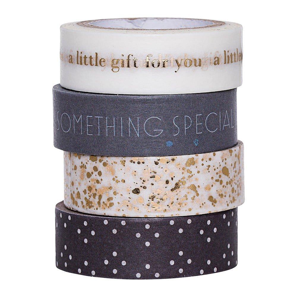 Sada 4 washi pásek Bloomingville Little Gift
