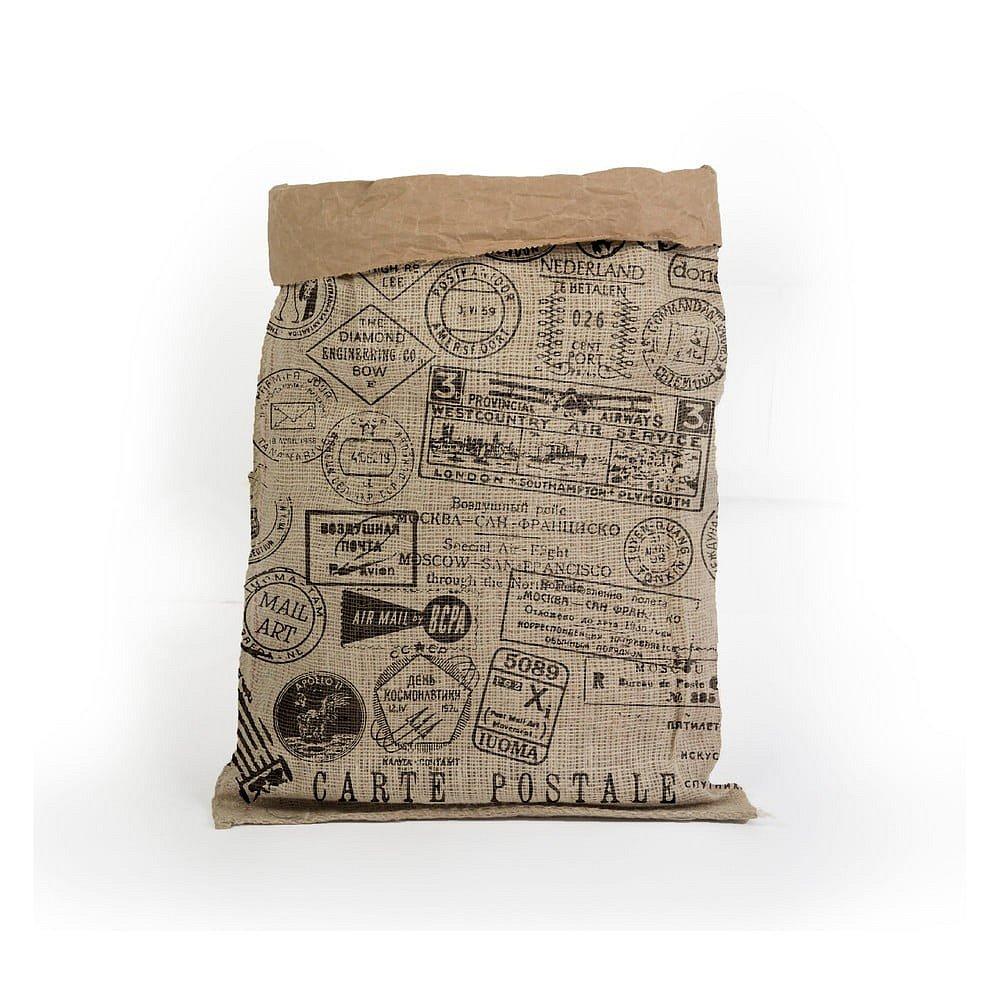Organizér z recyklovaného papíru Madre Selva Carte Postale