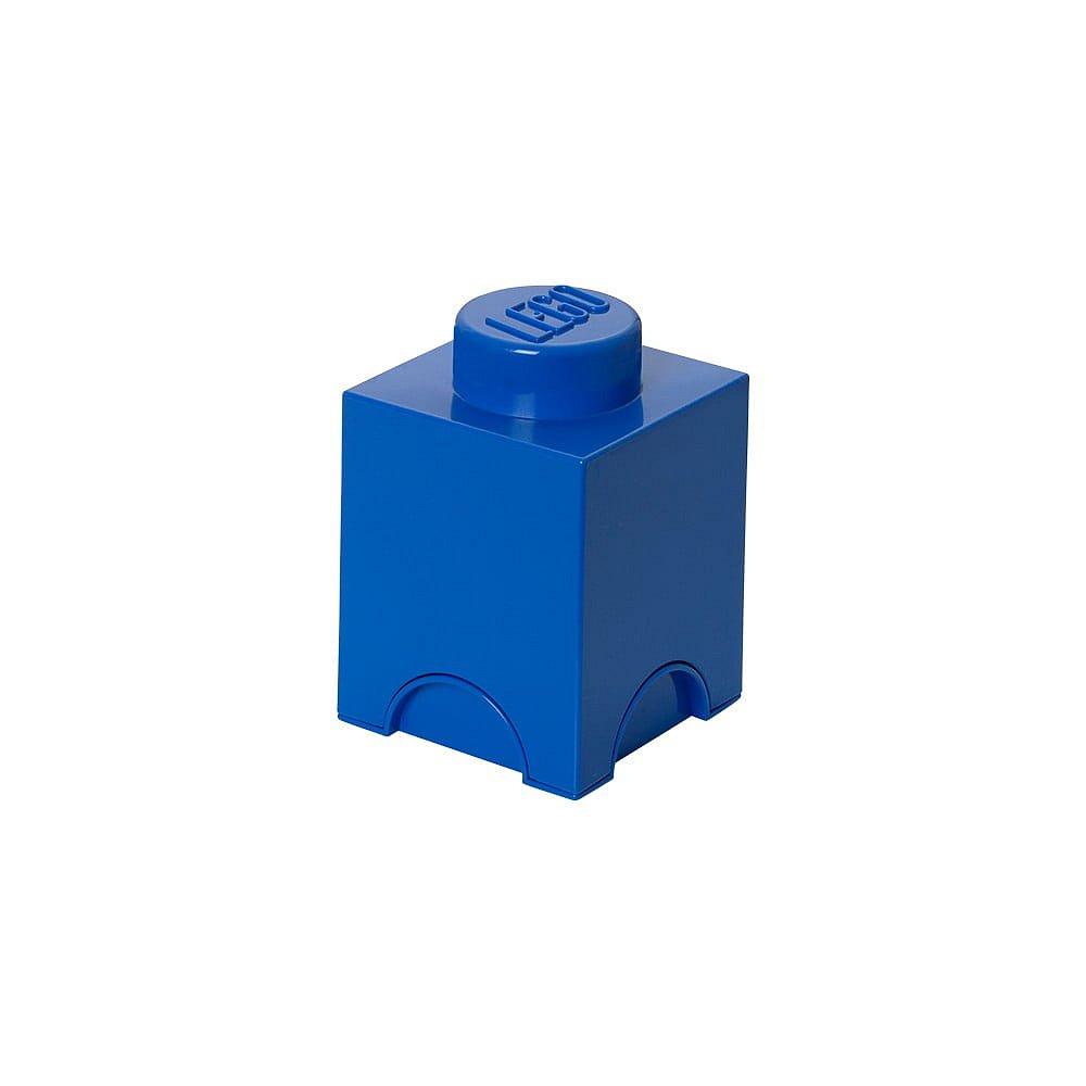 Modrý úložný box LEGO®