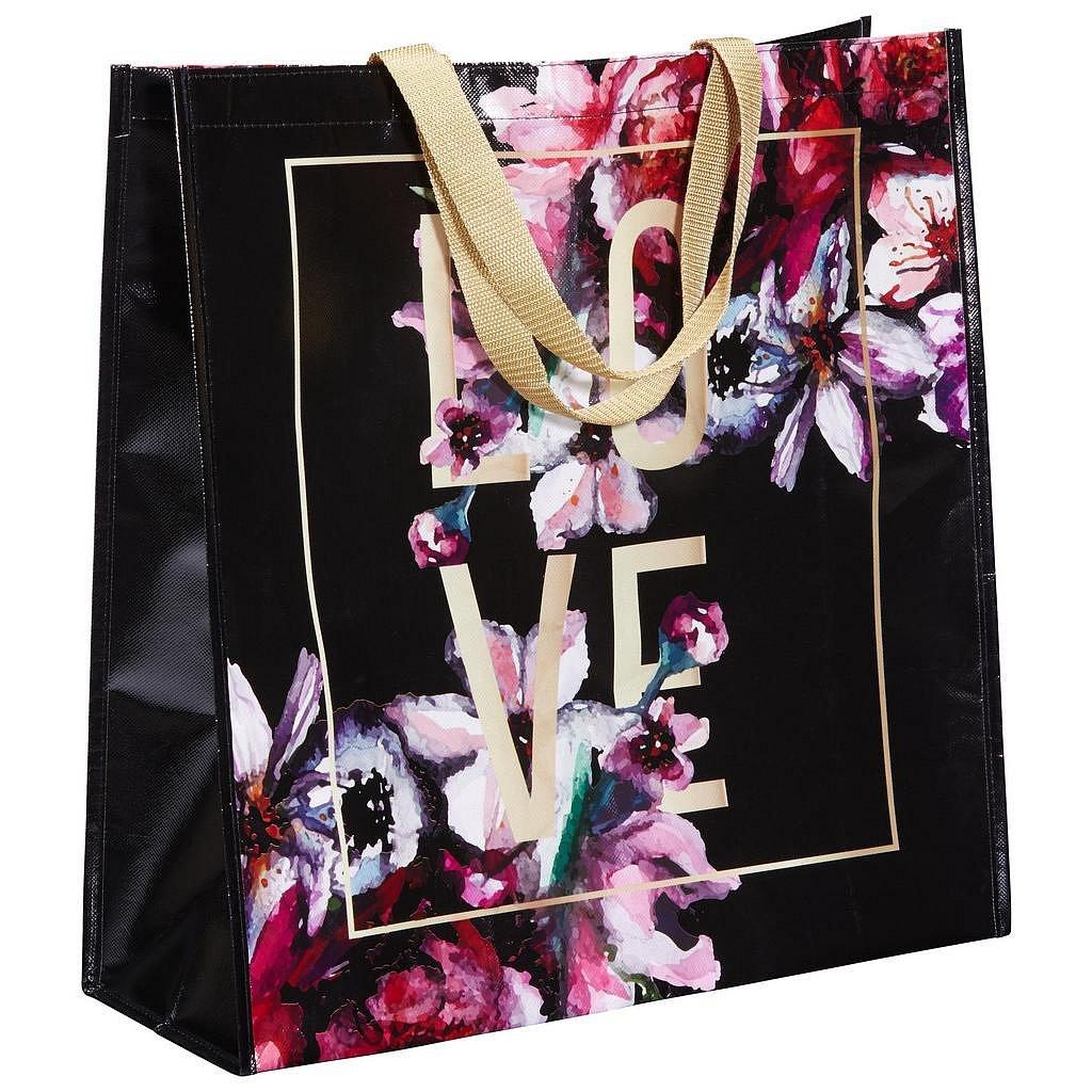 Taška Nákupní Love & Flowers