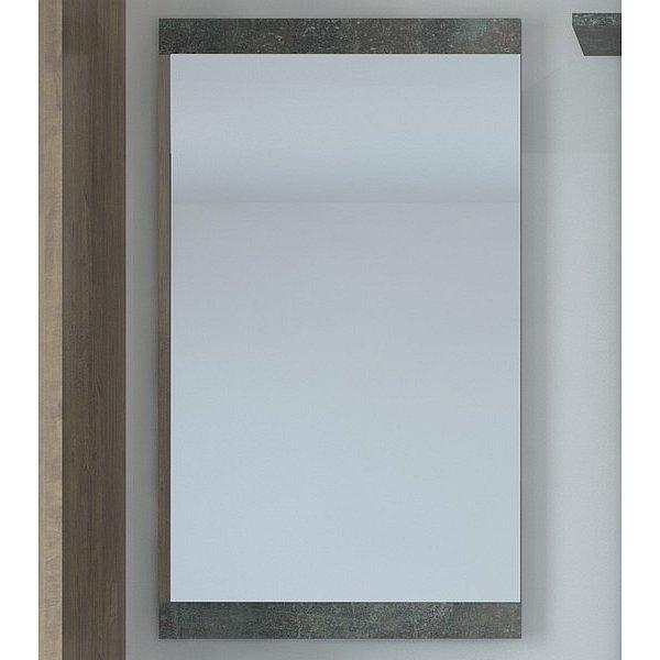 Nástěnné zrcadlo Askon 52, tmavý beton