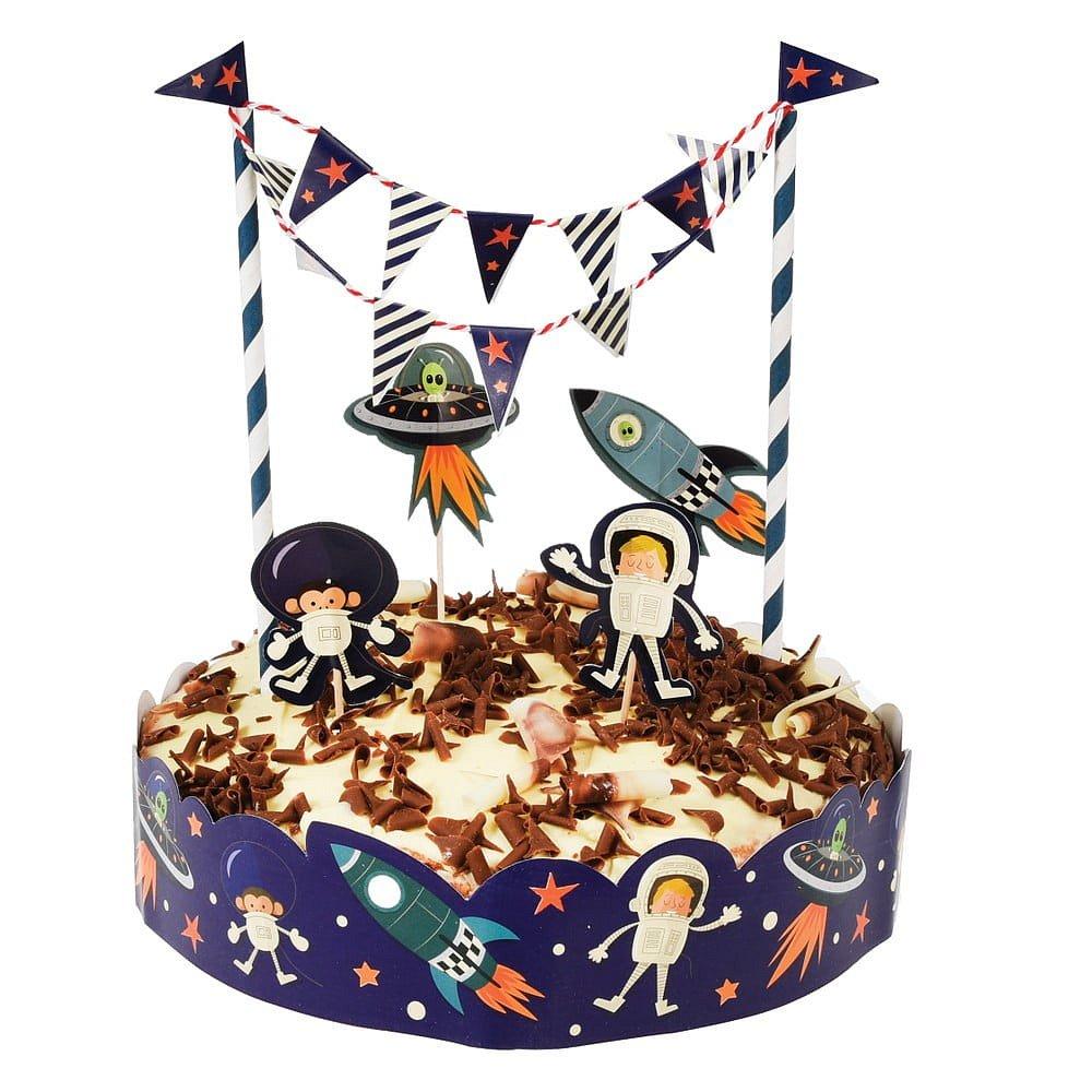 Set na zdobení dortu Rex London Space Adventures